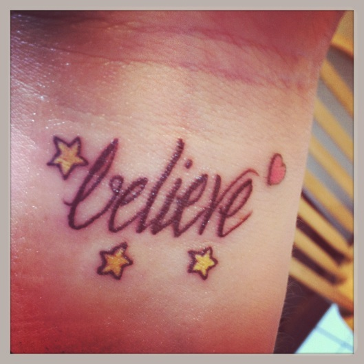 TF believe